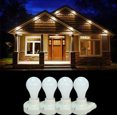 خرید پکیج 4 تایی لامپ هندی بالب