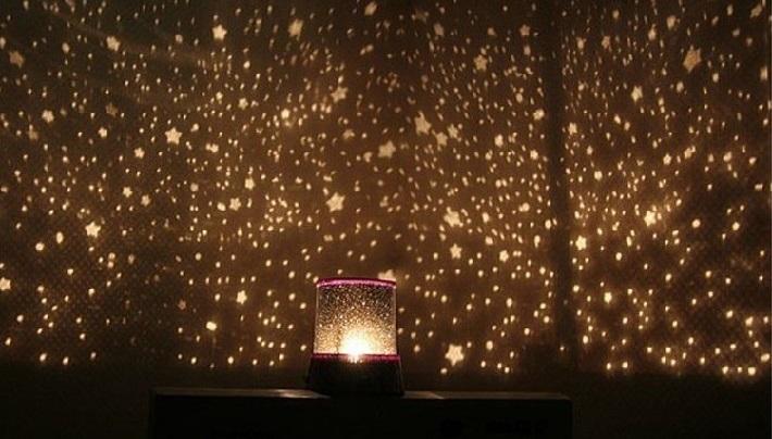 چراغ خواب موزیکال طرح ستاره