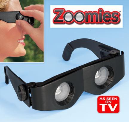 عینک دوربینی zoomies
