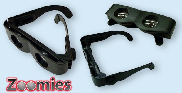 عینک دوربینی زومیز