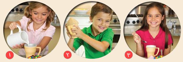 بستنی ساز مجیک