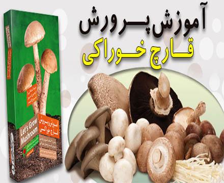 خرید آموزش پرورش قارچ خوراکی