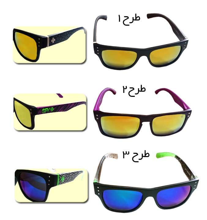 عینک های آفتابی spy