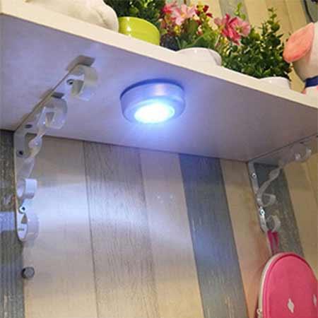 لامپ ال ای دی Stick N Click