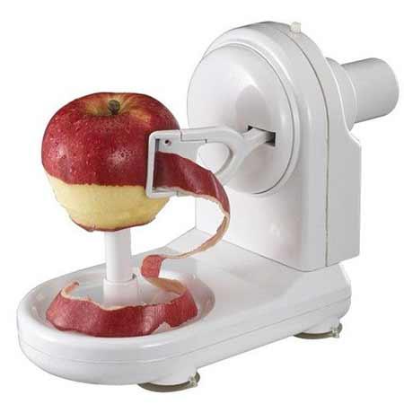 پوست کن دستی سیب