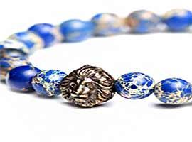 خرید دستبند سنگ فیروزه