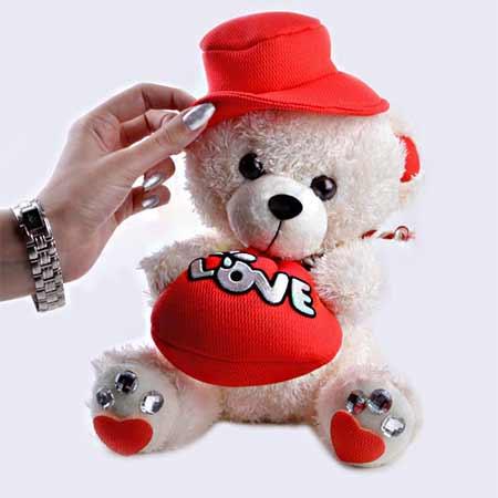 عروسک خرسی love