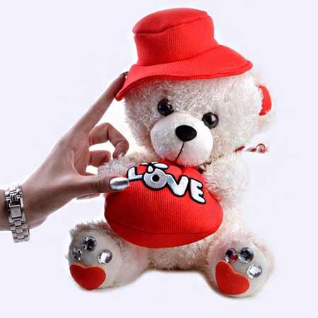 عروسک خرسی عشق