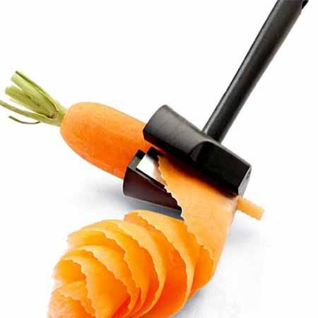 تراش دسته دار طراحی سبزیجات