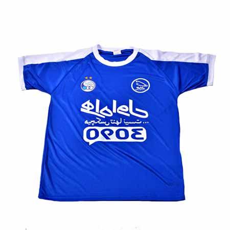 تی شرت جدید تیم استقلال