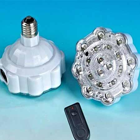 لامپ شارژی ال ای دی
