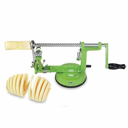 دستگاه برش زن فنری سیب زمینی