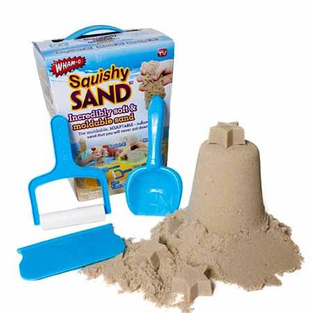 پکیج شن چسبان Sauishy Sand