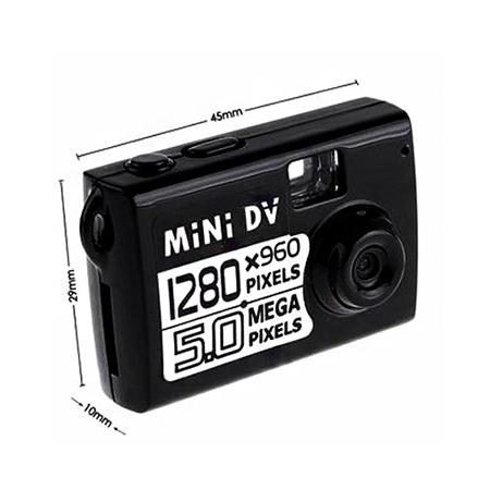 دوربین کوچک mini dv
