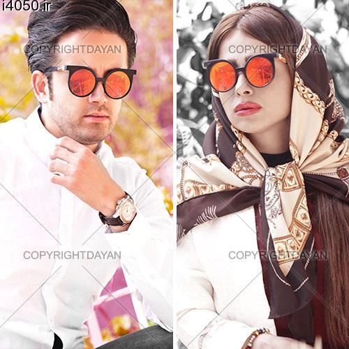 عینک Braiden زنانه-مردانه