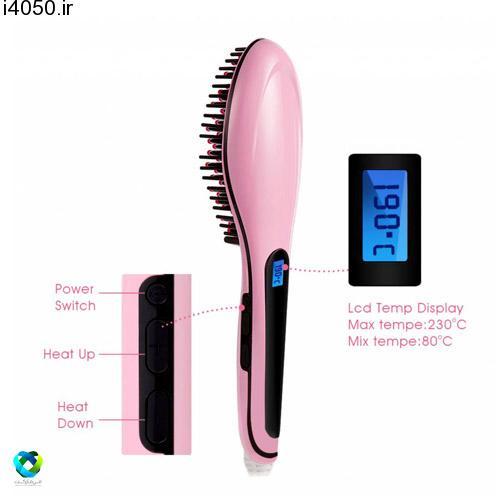 برس مو الكتريكي LCD دار