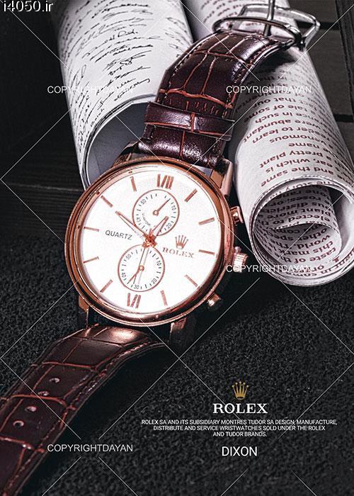 ساعت مچی Rolex مدل Dixon