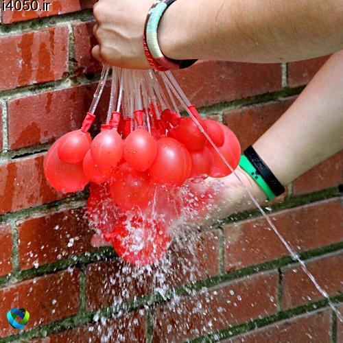 بادكنك آبي 120تايي بالون-Balloon