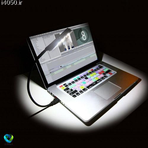 چراغ مطالعه ultra bright usb
