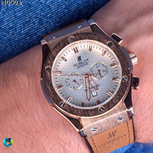 خرید ساعت مردانه هابلوت HUBLOT