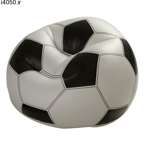 خرید مبل بادی فوتبالی Intex