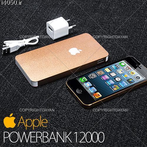 پاوربانک 12000 IPOWER طرح Apple