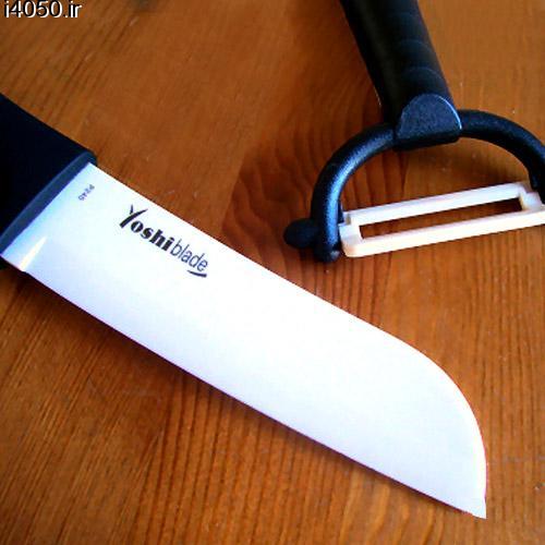 چاقو سراميكي yushi blade 8