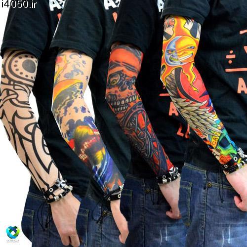 محافظ دست با طرح تاتو 2
