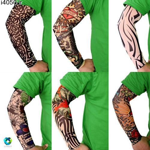 محافظ دست با طرح تاتو 3