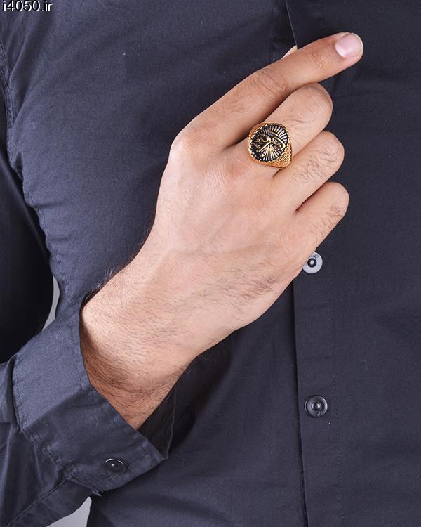 انگشتر مردانه علي (ع) 3