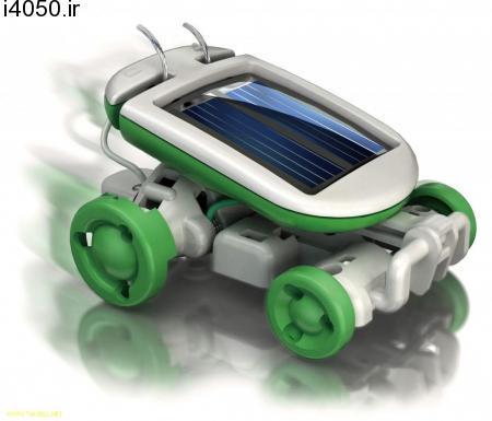 خرید روبات شش کاره خورشیدی