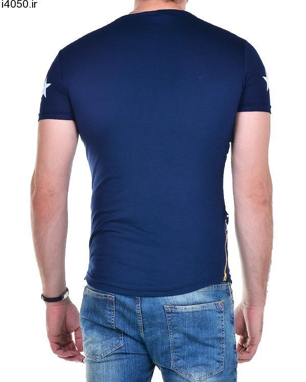تي شرت مردانه نخی 5