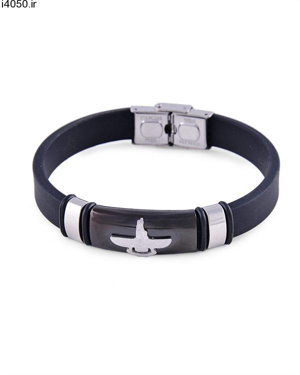 خرید دستبند مردانه طرح فروهر