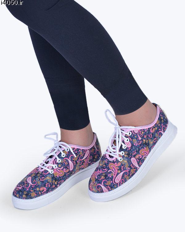 خرید کفش ترمه زنانه 0258