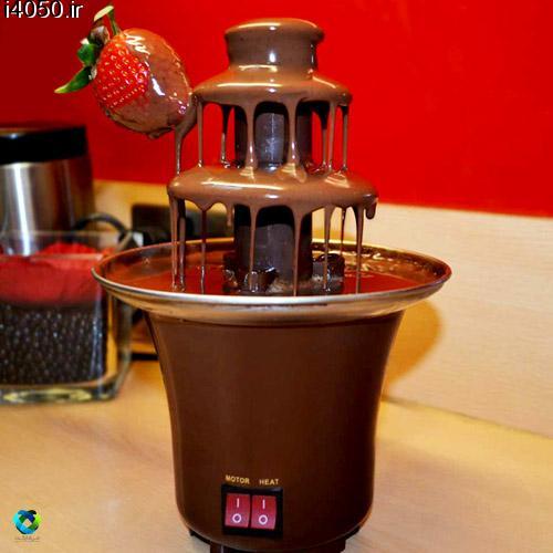 دستگاه آب كننده شكلات طبقاتی 5