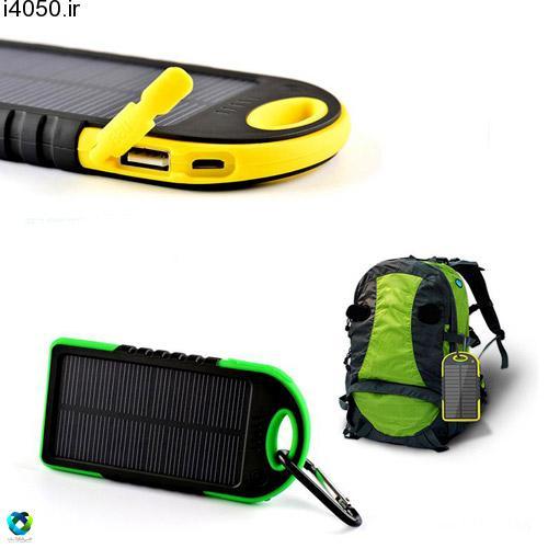 پاور بانک خورشیدی دو کاره 3