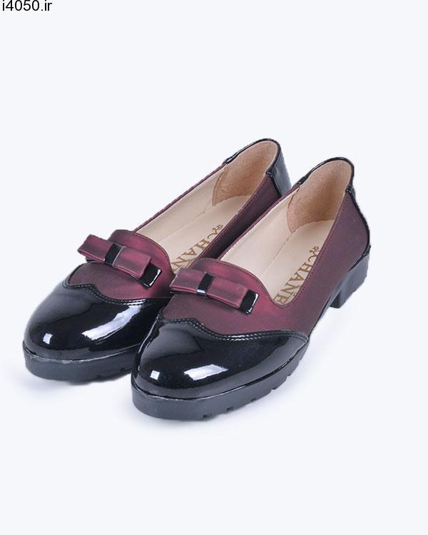 کفش زنانه ورنی 5