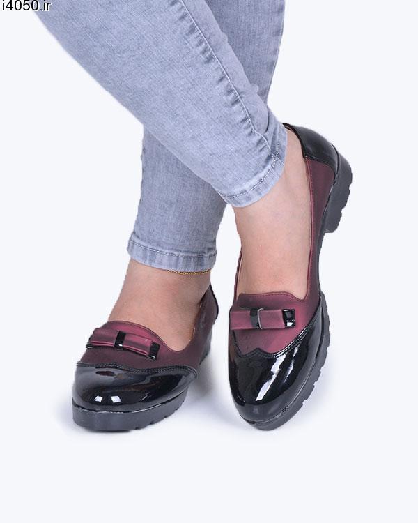 کفش زنانه ورنی 1