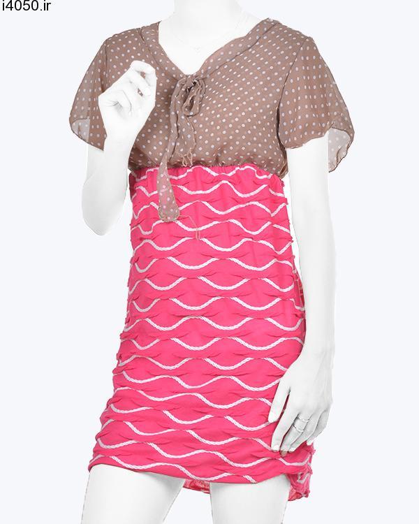 خرید پیراهن زنانه کد 605