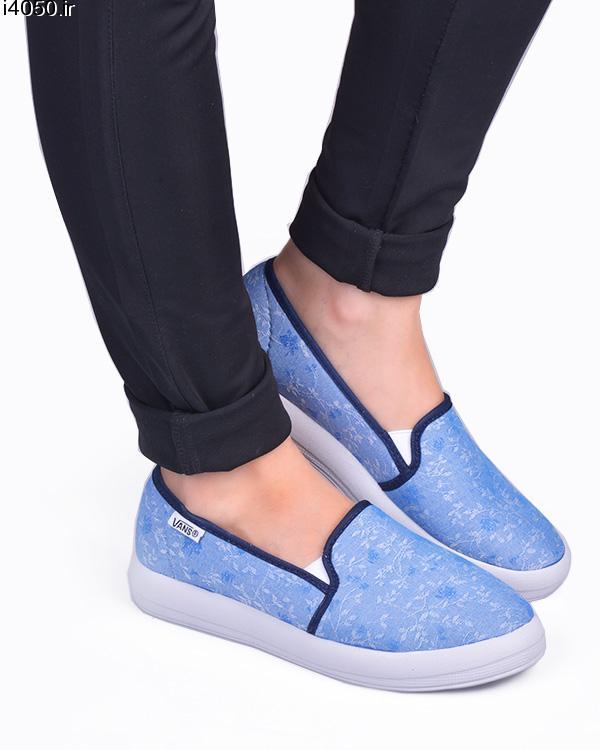 خرید کفش زنانه کتان 1