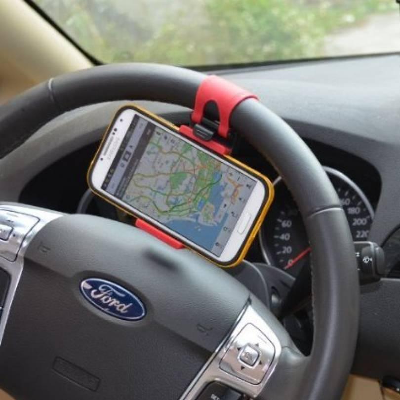 خرید پستی گیره موبایل فرمان خودرو