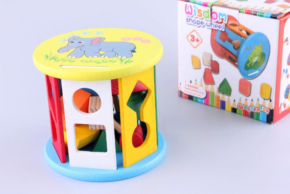 خرید پستی بازی خلاقیتی استوانه هوش