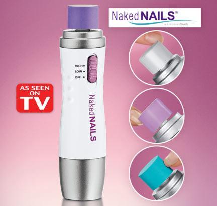 خرید پستی پولیش ناخن Naked Nails ارزان قیمت