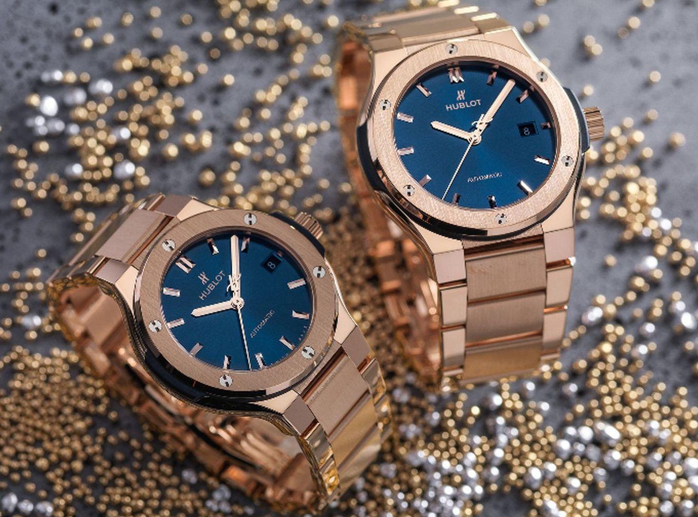 خرید پستی ارزانترین ساعت HUBLOT GENEVE