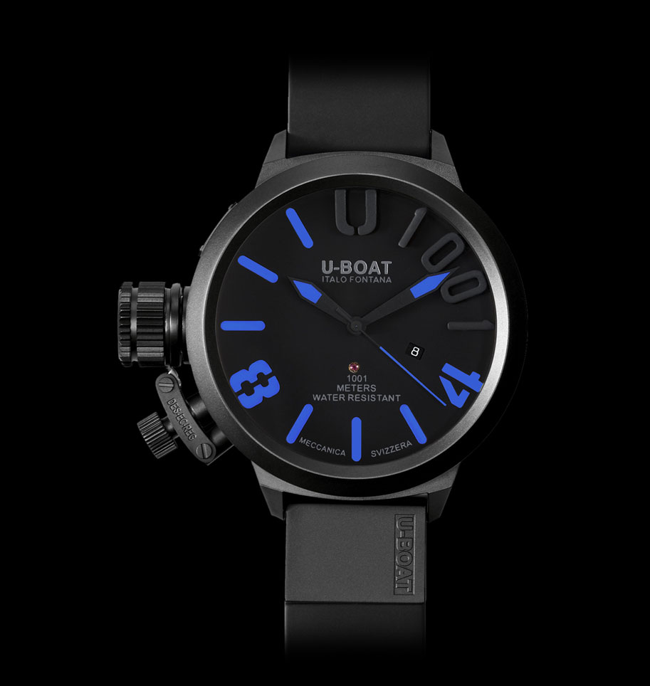 خرید پستی جدیدترین ساعت U-BOAT U1001