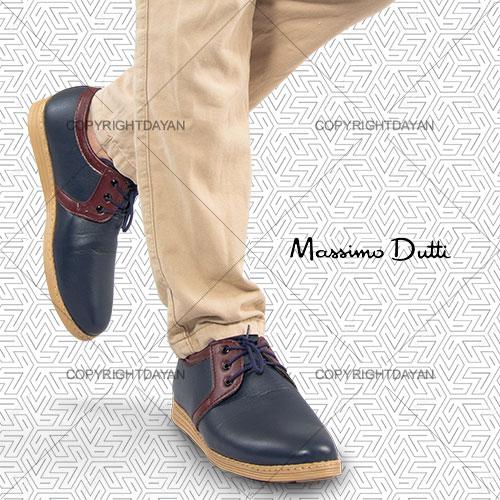 خرید اینترنتی با تخفیف کفش Massimo Dutti