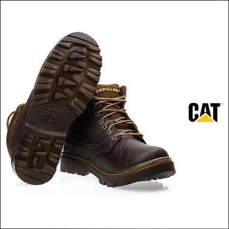 خرید اینترنتی ارزان کفش نیم بوت مردانه CATERPILLAR