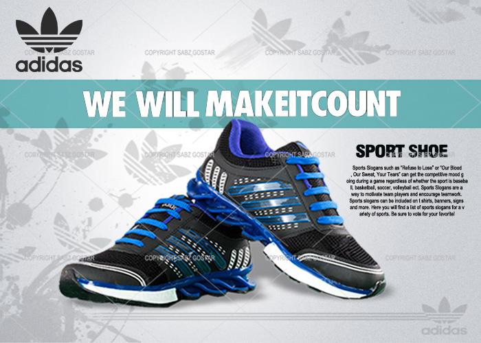 خرید پستی کفش Adidas مدل LaserJet