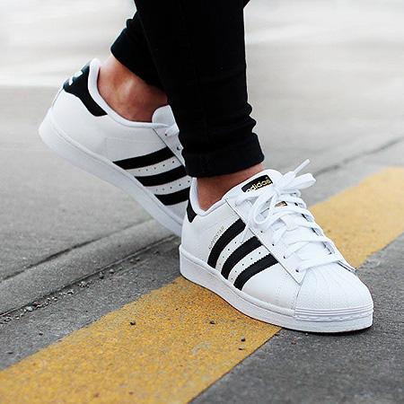 خرید اینترنتی جدیدترین کفش Adidas مدل سوپراستار زنانه و مردانه