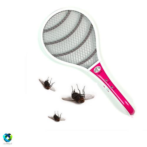خرید اینترنتی حشره کش طرح راکت تنیس